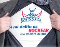 Cierre A X A Palooza