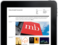 Grady Campbell New Website