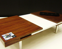 X TABLE Mesa Extensible