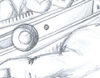 Desenho - objectos