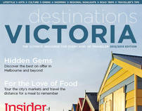 Destinations Victoria 2012-2013 magazine