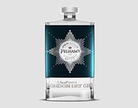 Pelhams Gin - Branding and Packaging Design