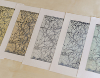Branch Strings – White Series