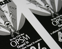 OPSM Chapel St Flyer