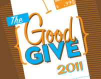 The Good Give Donation Drive