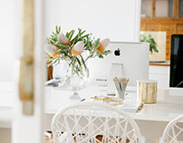 Madrid in love interiorism | web design