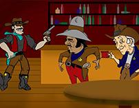 The Legend of Outlaw Blackjack