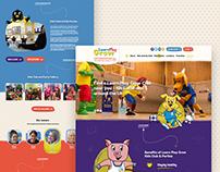 Learn Play Grow - Website