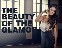 The beauty of the glamor
