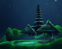 Nyepi ~ Nature Illuminates Itself