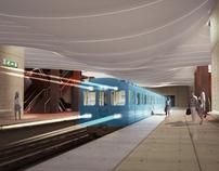 Metro Station 20