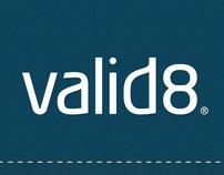 Valid8 - Logo