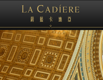 LA CADIERE real estate web