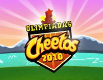 Cheetos Olympics - User Interface Design