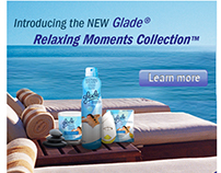 Web Ads for Glade®