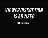 Voice Over Intro - Viewer Discretion Warning
