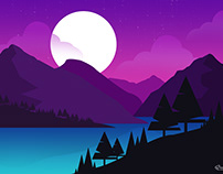 Mountain : Illustration #4
