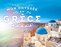 Carrefour Rimouski / Campagne Grèce 2016