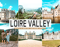 Free Loire Valley Mobile & Desktop Lightroom Presets