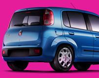 FIAT UNO 2010 Release Campaign Brazil