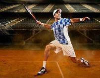 Fila + Copa Davis