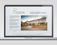 Turn Hurst Construction Brochure Website