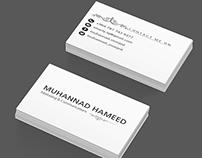 Business Cards Pholio