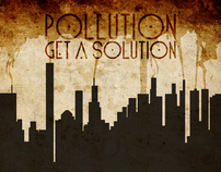 Pollution. get a solution.