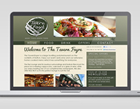 Tavern Fayre Country Pub Website Design