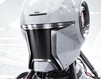 Mitsubishi Outlander - Robot