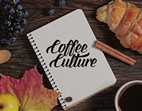 Coffee Culture :: Logo & Website Redesign