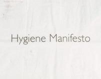 Hygiene Manifesto