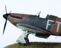 Hawker Hurricane Mk1 'Battle of Britain'