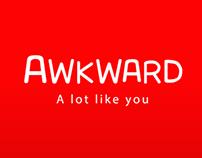 Awkward - social app