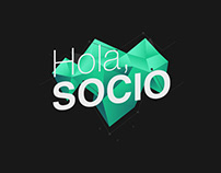Motion Graphics - SOCIO Contenidos