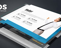 HELIOS Free Powerpoint Template
