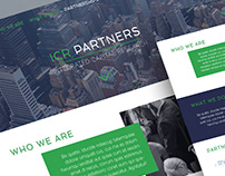 ICR Partners Branding & Web Design