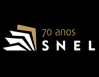 Snel - commemorative logo and colateral