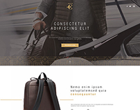 Fashion store web design
