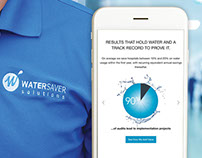 Water Saver Solutions Website