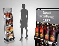 Display Cervejas Especiais