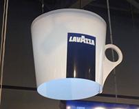Lavazza Branding Fixtures
