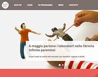 Mud Pie - website