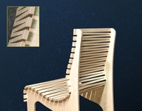 the New ZigZag chair