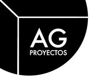 Propuestas logotipo AGproyectos