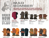 Mad Bomber Sale Flyer