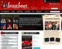 Blastbeat.tv Social Network