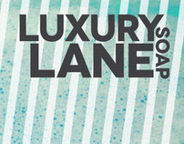Luxury Lane Soap Brand & Package Design