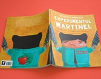 Pionier Press Publishing- Children's Novel illustration