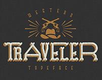 TRAVELER - FREE FONT